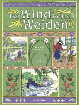 Der Wind in den Weiden, Kenneth Grahame