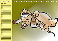 Der witzige Hundeplaner (Tischkalender 2019 DIN A5 quer) - Produktdetailbild 5