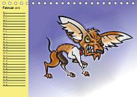 Der witzige Hundeplaner (Tischkalender 2019 DIN A5 quer) - Produktdetailbild 2