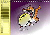 Der witzige Hundeplaner (Tischkalender 2019 DIN A5 quer) - Produktdetailbild 9