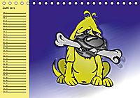 Der witzige Hundeplaner (Tischkalender 2019 DIN A5 quer) - Produktdetailbild 6