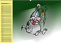 Der witzige Hundeplaner (Wandkalender 2019 DIN A2 quer) - Produktdetailbild 12