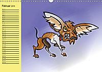 Der witzige Hundeplaner (Wandkalender 2019 DIN A3 quer) - Produktdetailbild 2