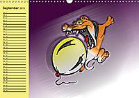 Der witzige Hundeplaner (Wandkalender 2019 DIN A3 quer) - Produktdetailbild 9