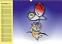 Der witzige Hundeplaner (Wandkalender 2019 DIN A3 quer) - Produktdetailbild 11