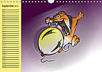 Der witzige Hundeplaner (Wandkalender 2019 DIN A4 quer) - Produktdetailbild 9