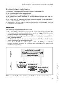 Der Wochenplan im Unterricht der Förderschule - Produktdetailbild 7