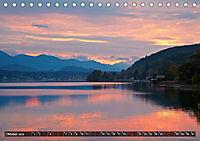 Der Wörthersee - Österreichs Riviera (Tischkalender 2019 DIN A5 quer) - Produktdetailbild 10