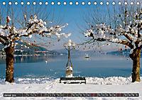 Der Wörthersee - Österreichs Riviera (Tischkalender 2019 DIN A5 quer) - Produktdetailbild 1