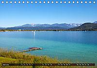 Der Wörthersee - Österreichs Riviera (Tischkalender 2019 DIN A5 quer) - Produktdetailbild 6
