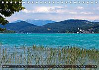 Der Wörthersee - Österreichs Riviera (Tischkalender 2019 DIN A5 quer) - Produktdetailbild 4
