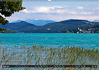 Der Wörthersee - Österreichs Riviera (Wandkalender 2019 DIN A2 quer) - Produktdetailbild 4