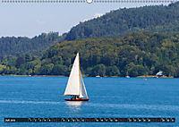 Der Wörthersee - Österreichs Riviera (Wandkalender 2019 DIN A2 quer) - Produktdetailbild 7