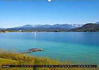 Der Wörthersee - Österreichs Riviera (Wandkalender 2019 DIN A2 quer) - Produktdetailbild 6