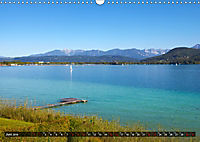 Der Wörthersee - Österreichs Riviera (Wandkalender 2019 DIN A3 quer) - Produktdetailbild 6