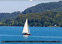 Der Wörthersee - Österreichs Riviera (Wandkalender 2019 DIN A3 quer) - Produktdetailbild 7