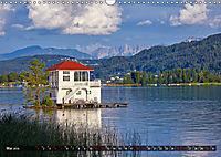Der Wörthersee - Österreichs Riviera (Wandkalender 2019 DIN A3 quer) - Produktdetailbild 5
