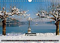 Der Wörthersee - Österreichs Riviera (Wandkalender 2019 DIN A4 quer) - Produktdetailbild 1
