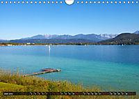 Der Wörthersee - Österreichs Riviera (Wandkalender 2019 DIN A4 quer) - Produktdetailbild 6