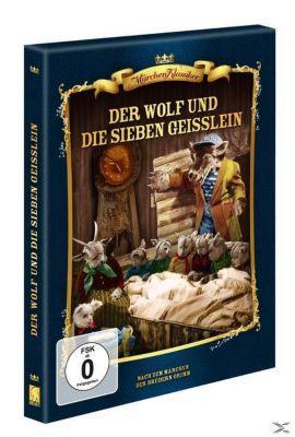 Der Wolf und die sieben Geißlein, Märchen Klassiker