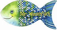 Der Wunschfisch, Box mit Wunschkarten und Umschlag (fischförmig) - Produktdetailbild 1