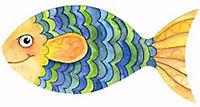 Der Wunschfisch, Box mit Wunschkarten und Umschlag (fischförmig) - Produktdetailbild 5