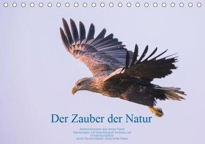 Der Zauber der Natur (Tischkalender 2019 DIN A5 quer), Andreas Holzhausen