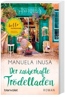 Der zauberhafte Trödelladen, Manuela Inusa