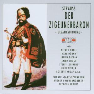Der Zigeunerbaron (Ga), Wiener Staatsopernchor, Wiener Philharmoniker