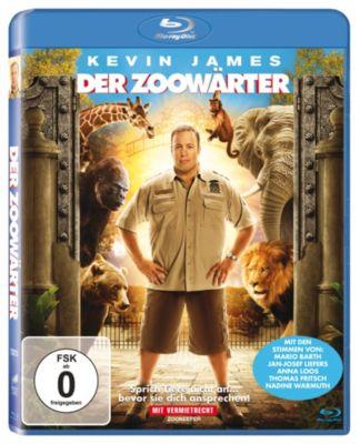 Der Zoowärter, Nick Bakay, Rock Reuben, Kevin James, Jay Scherick, David Ronn