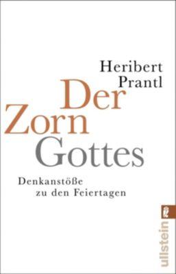 Der Zorn Gottes - Heribert Prantl |