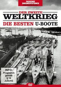 Der Zweite Weltkrieg - Die besten U-Boote, Diverse Interpreten