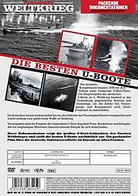 Der Zweite Weltkrieg: Die besten U-Boote - Produktdetailbild 1