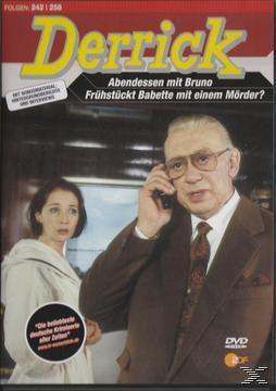 Derrick - DVD 1, Derrick