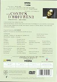 Des Contes d'Hoffmann - Hoffmanns Erzählungen - Produktdetailbild 1