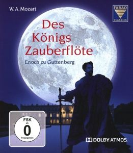 Des Königs Zauberflöte-Die Zauberflöte KV 620, Guttenberg, KlangVerwaltung, Anthoff, Bernhard, Nazmi