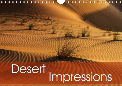 Desert Impressions (Wall Calendar 2019 DIN A4 Landscape), Peter Schuerholz