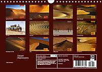 Desert Impressions (Wall Calendar 2019 DIN A4 Landscape) - Produktdetailbild 13