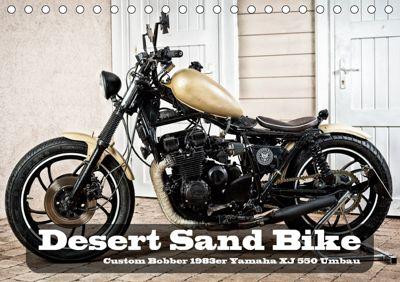 Desert Sand Bike (Tischkalender 2019 DIN A5 quer), Peter von Pigage