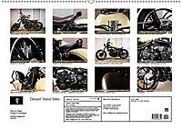 Desert Sand Bike (Wandkalender 2019 DIN A2 quer) - Produktdetailbild 13