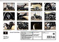 Desert Sand Bike (Wandkalender 2019 DIN A3 quer) - Produktdetailbild 13