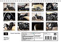 Desert Sand Bike (Wandkalender 2019 DIN A4 quer) - Produktdetailbild 13