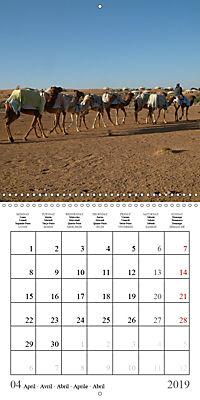 Deserts of Arabia (Wall Calendar 2019 300 × 300 mm Square) - Produktdetailbild 4
