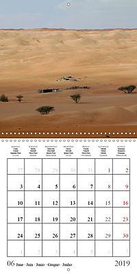 Deserts of Arabia (Wall Calendar 2019 300 × 300 mm Square) - Produktdetailbild 6