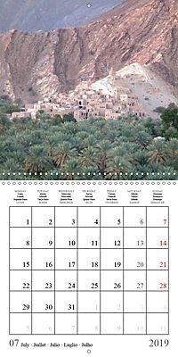Deserts of Arabia (Wall Calendar 2019 300 × 300 mm Square) - Produktdetailbild 7