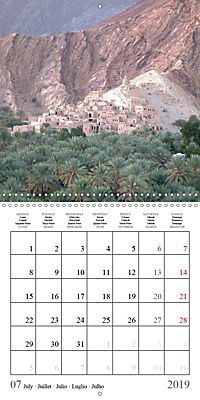 Deserts of Arabia (Wall Calendar 2019 300 × 300 mm Square) - Produktdetailbild 7