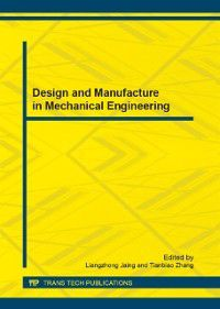 Design and Manufacture in Mechanical Engineering