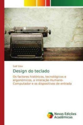Design do teclado, Salif Silva