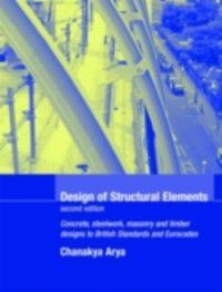 Design of Structural Elements, C. Arya