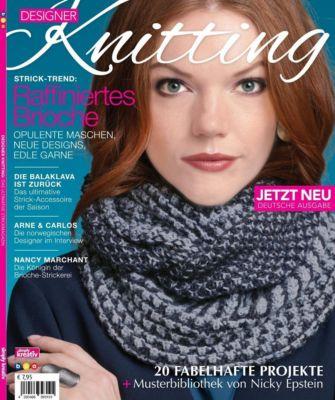 DESIGNER Knitting - Raffiniertes Brioche - Oliver Buss pdf epub